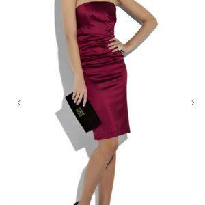 Formal red Alberta Ferretti dress